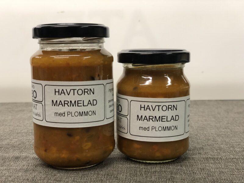 Havtorn marmelad