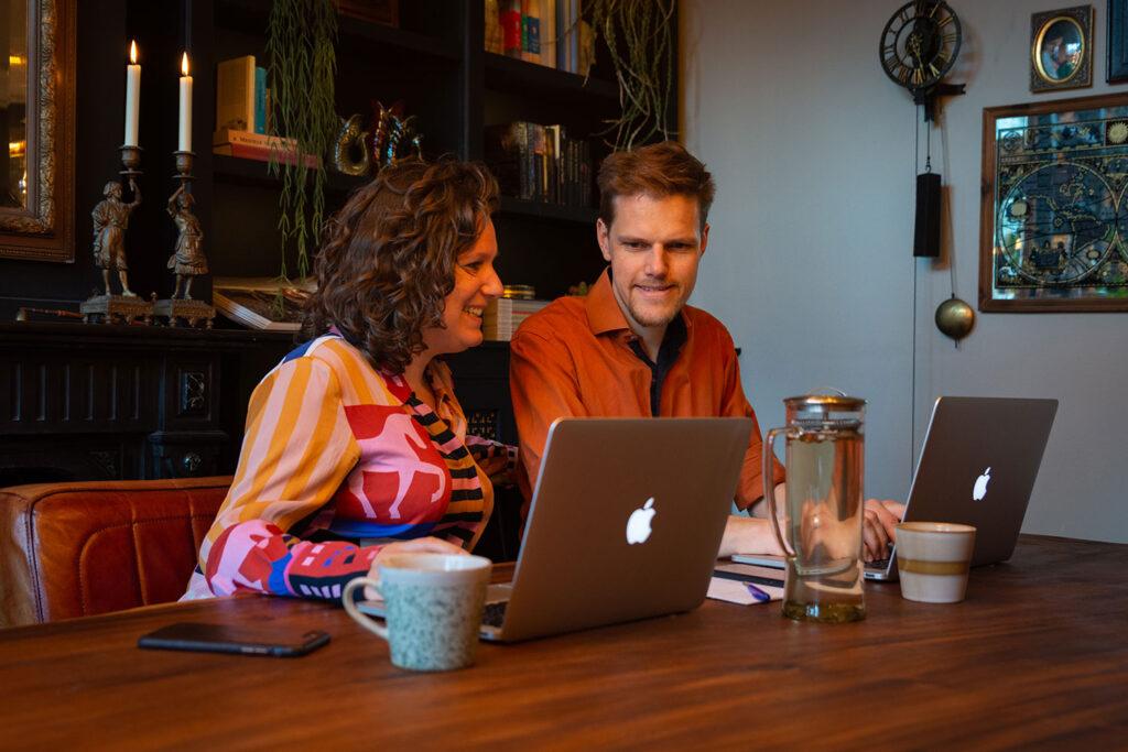 Kontor Irian & Stephanie