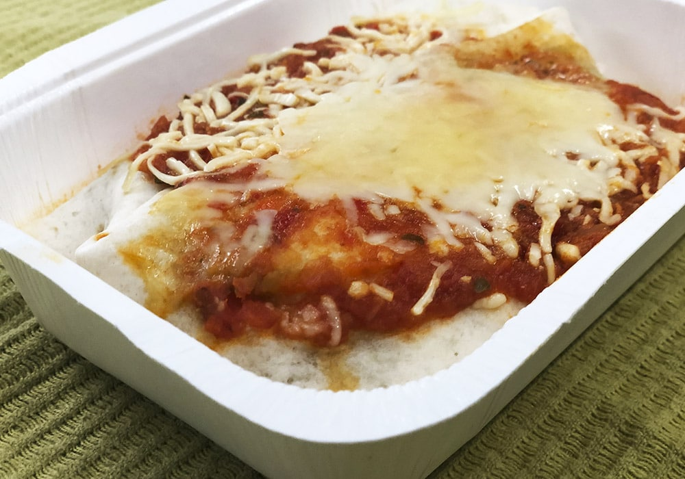 Tortilla Spenat & kyckling