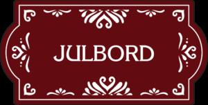 Julbord logo